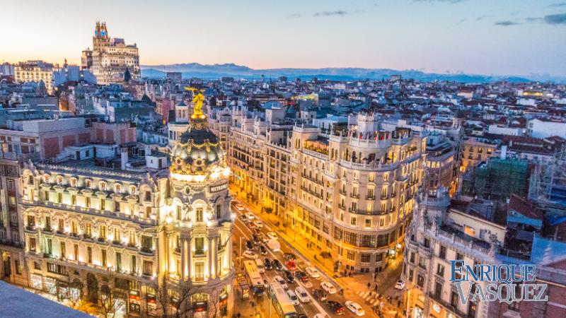 Vivir en Madrid es vivir en la mejor ciudad del mundo