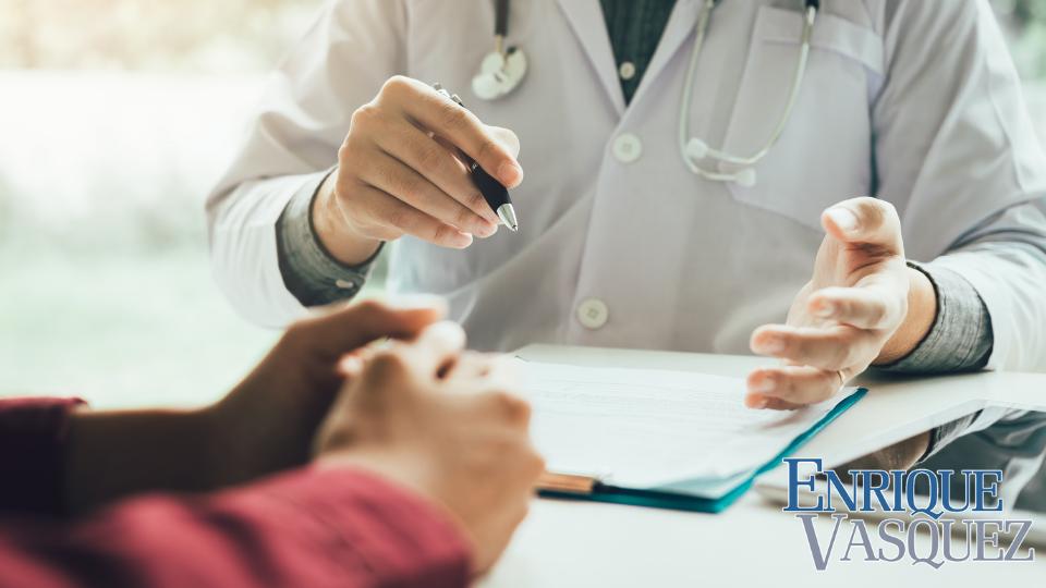 Crónica de una visita al médico en España