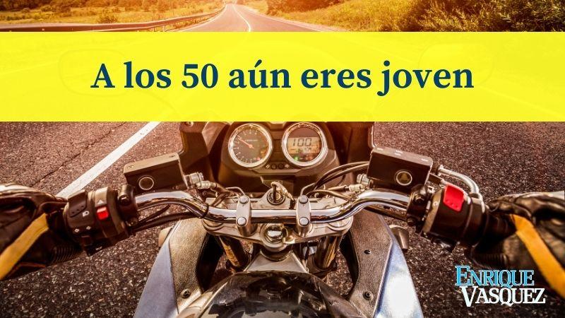 En España, a los 50 años de edad aún eres joven - Motocicleta